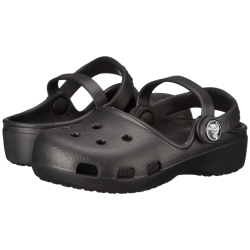 CROCS KIDS KARIN CLOG C11 28-29 / Black