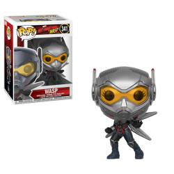 POP! Bobble Marvel: Ant-Man & The Wasp: Wasp